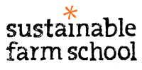 sustainable farm school logo
