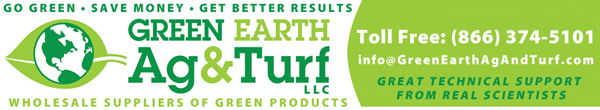 green earth banner