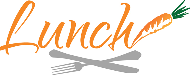 Lunch Logo Picture to Pin on Pinterest - ThePinsta